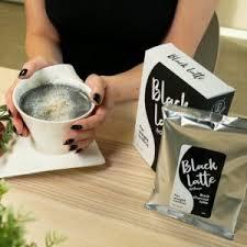 Black Latte koffie manier om kilo ' s te verminderen